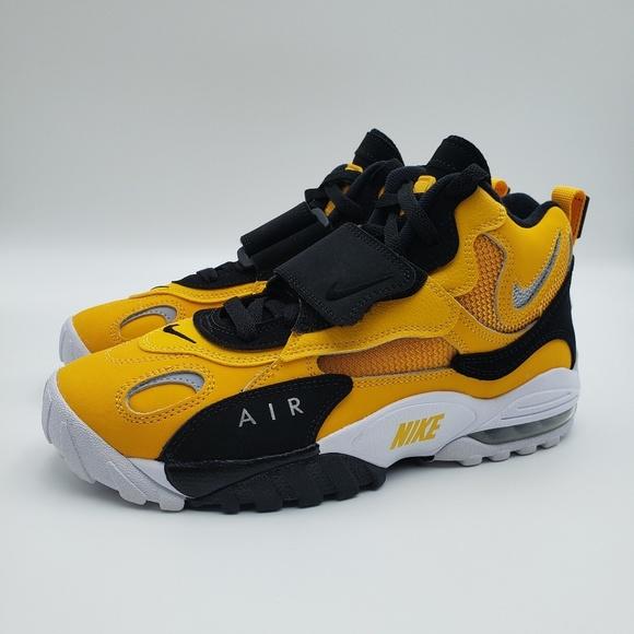 Nike Air Max Speed Turf University Gold
